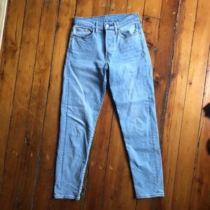Levi's Wedgie 'Bauhaus Blues' 25